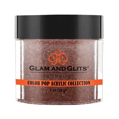 Glam and Glits Pop Acryl - Sunburn