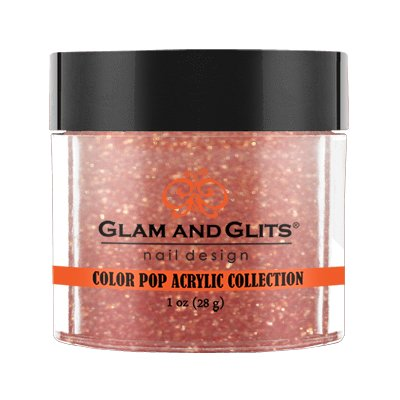 Glam and Glits Pop Acryl - Sandcastle