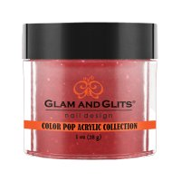 Glam and Glits Pop Acryl - Seashell
