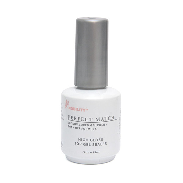 LeChat Perfect Match High Gloss Top Gel Sealer 15ml