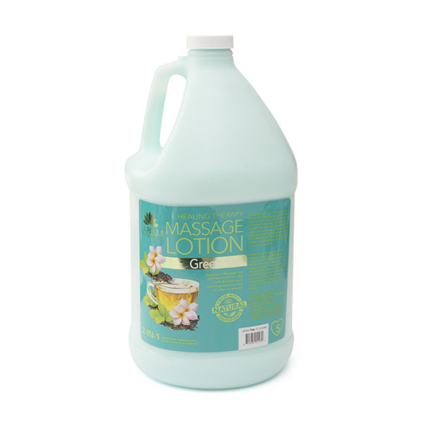 La Palm Healing Therapy Lotion Green Tea 3,78L