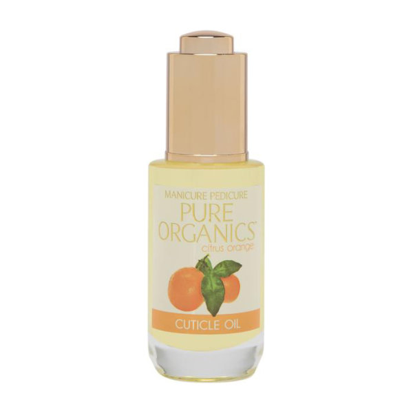 Pure Organics Cuticle Oil Citrus Orange 30ml