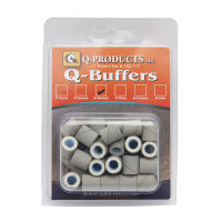 Q Buffers No. 3 Medium 40 Stk. Grau